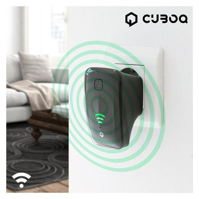 Totalcadeau Répéteur Wifi 300 Mbps - Augmenter le wifi