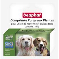 Beaphar - Comprimés de purge aux plantes Vetonature 50 comprimés pour chiot et petit chien