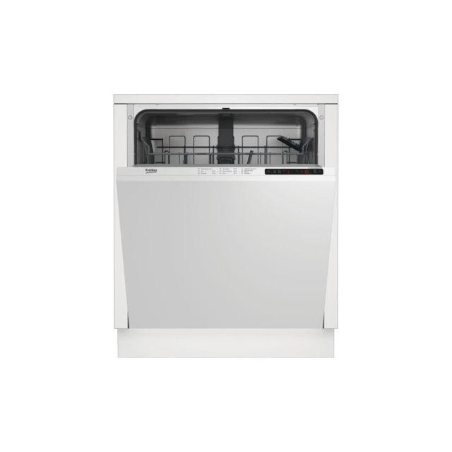 Beko Lvi72f -lave-vaisselle Encastrable - 13 Couverts - 46db - A++ - Larg.60cm