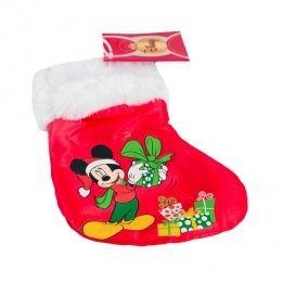 marque generique mini chaussette de nol disney mickey pas cher achat vente dcorations de nol rueducommerce - Chaussette De Noel Disney