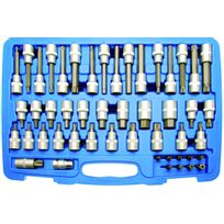 Bgs - Embouts Torx - Xzn - 6 Pans Males