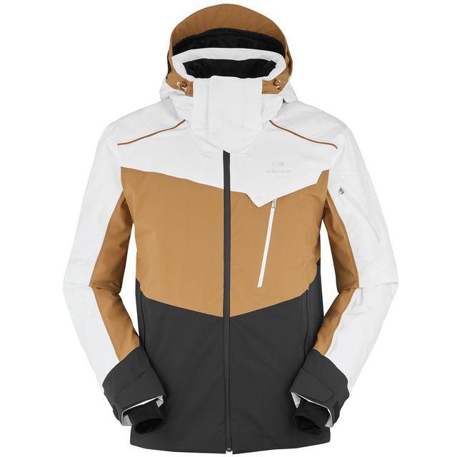 marques reconnues vente au royaume uni bon ajustement Eider - Veste De Ski / Snow Deer Valley Ghost/bronze Homme ...