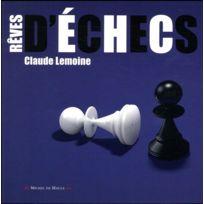 Michel De Maule - rêves d'échecs
