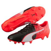 Puma - Chaussures evoSpeed Sl-s Ii Leather Tricks Fg
