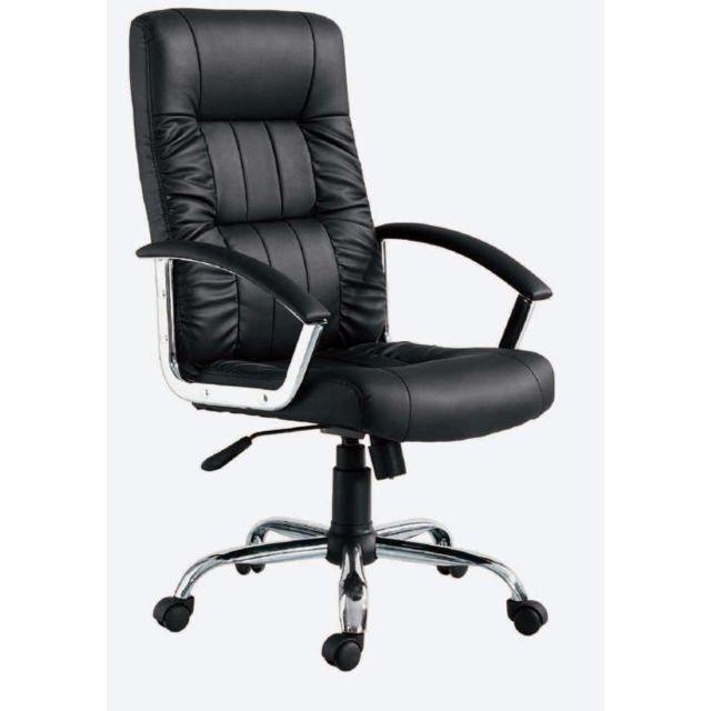 Chaise noir pas Laksyt Finlandek cher bureau de simili Nv0nm8w