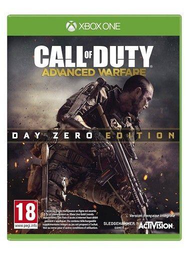 Console Xbox 360 Carrefour: Call Of Duty Advanced Warfare Day Zero