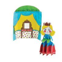 Manhattan Toy - 150190 - Loisir CrÉATIF - Imagine I Can - CrÉER Et Colorier Princesse