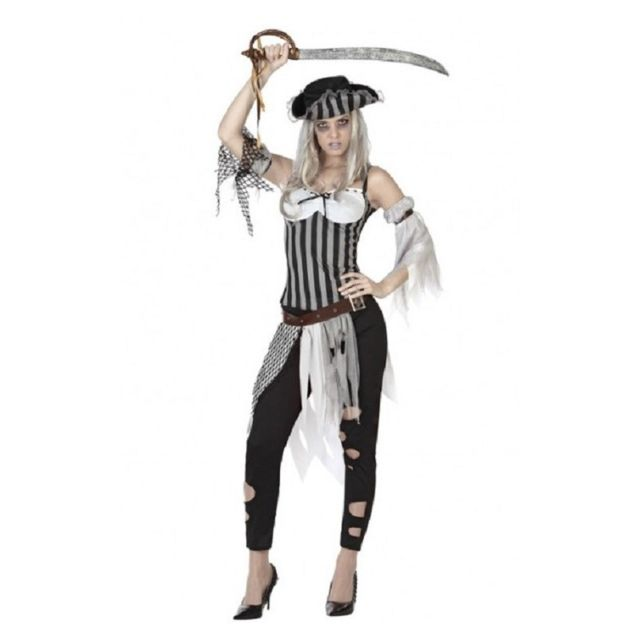 Atosa Déguisement Femme Pirate Zombie Pas Cher Achat Vente