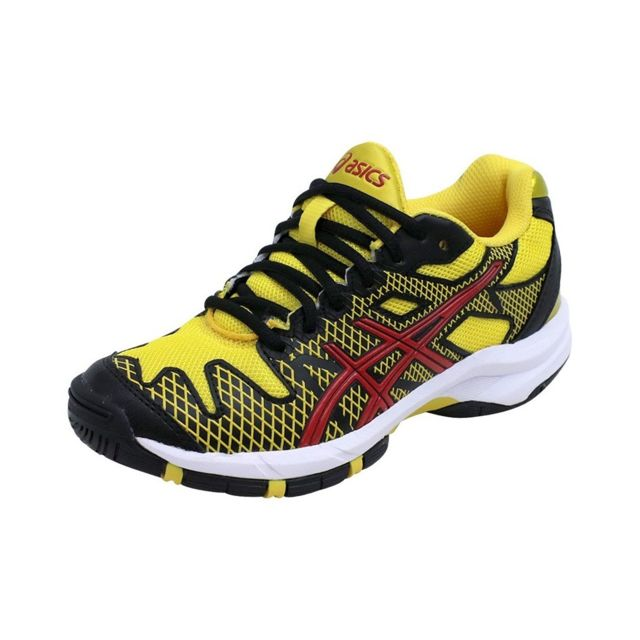 asics gel lightplay jaune