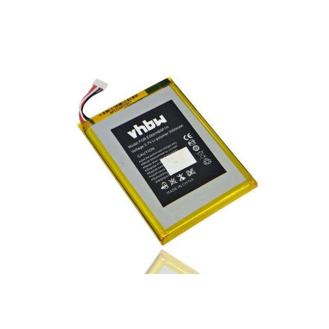 vhbw Batterie 2600mAh pour Huawei E5776 E589 E589 LTE 4G
