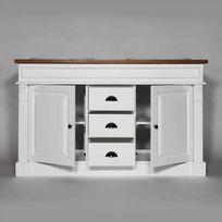 Meubles salle de bain bois blanc - catalogue 2019 - [RueDuCommerce ...