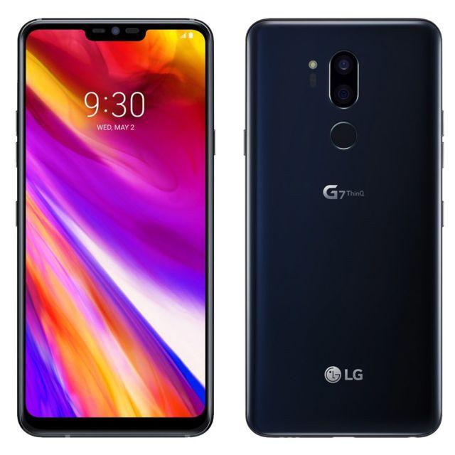 LG G7 ThinQ - Noir