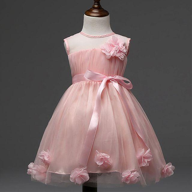 Glareola Robe Enfant Elegante De Ceremonie Mariage Soiree