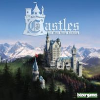 Bezier Games - Jeux de société - Castles Of Mad King Ludwig
