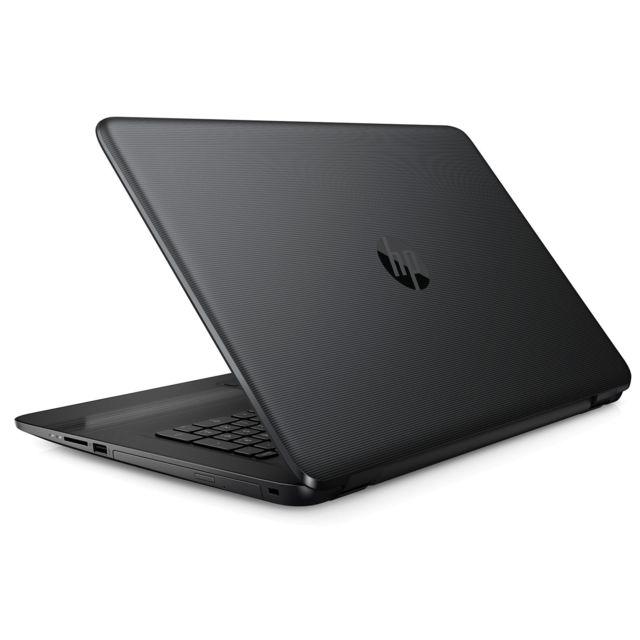 HP - 17-Y002NF - Noir