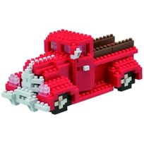 Nanoblock - 14711 - Pickup Truck, 3D-PUZZLE, Sights To See, 320 Teile NEW