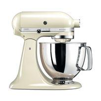 KitchenAID - Artisan 5KSM125EAC - Robot multi-fonctions - 300 Watt - crème