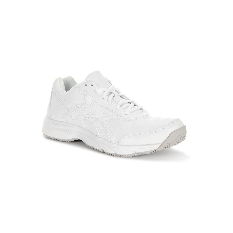Reebok - Workn Cushion Blanc - 45 1/2 - pas cher Achat / Vente Chaussures running