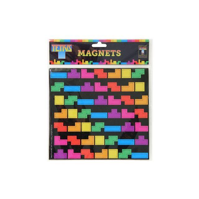 Kas Design Aimants pour Frigo Tetris, Cadeau Fun