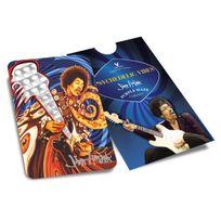 """V Syndicate Grinder Card - Carte grinder """"Jimi Hendrix Psychedelic Vibes"""