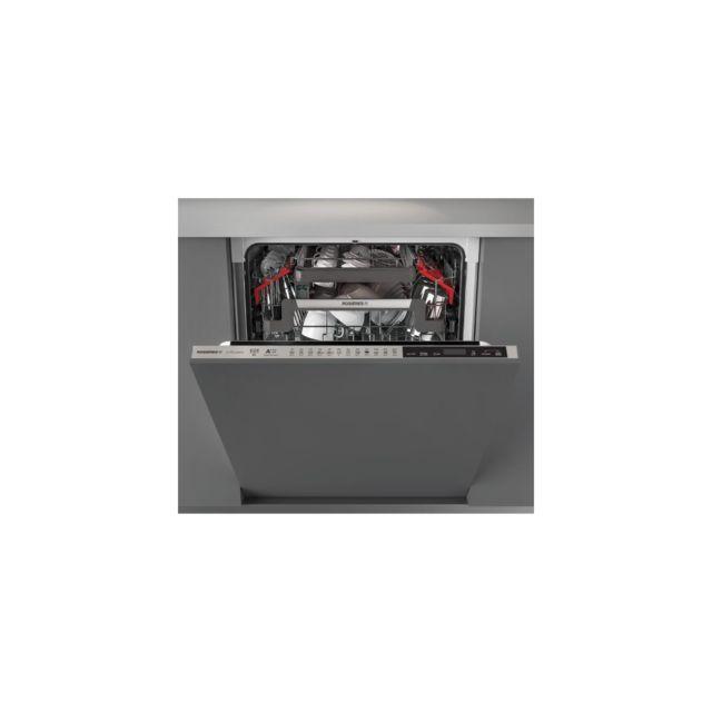 Rosières Lave-vaisselle Encastrable 60 Cm 16 Couverts Full Electronique : Smoot Rosieres - Rdin4s622ps-47