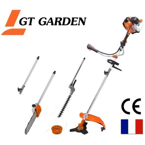 gt garden multifonction thermique 4 en 1 avec guidon. Black Bedroom Furniture Sets. Home Design Ideas