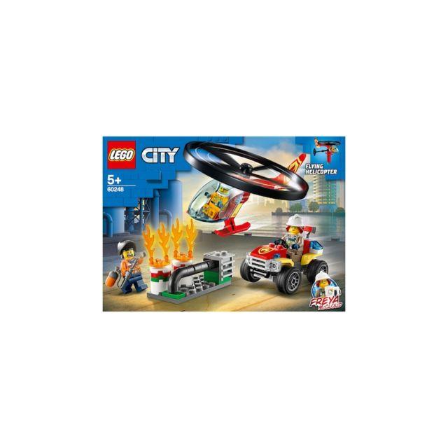Lego - 60248 L'intervention de l'h licopt re des pompiers ...