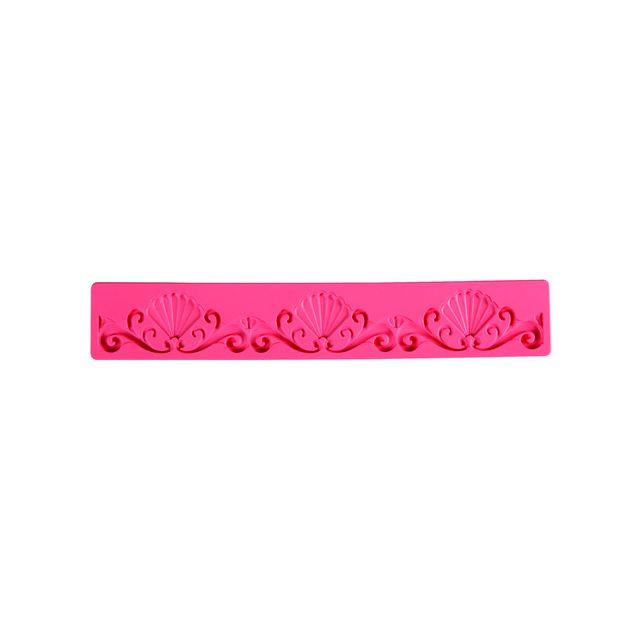 Pavoni Moule silicone pour décoration Coquillage