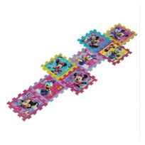 Jja - Tapis mousse Minnie