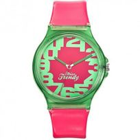 Miss Trendy - Montre fille rose - Kl273