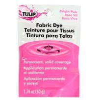 Tulip - 28916 1 Paquet De Teinture Permanente 50 G Pour Tissu Rose Vif