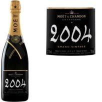 Moet Et Chandon - Champagne Moët et Chandon Grand Vintage 2004 + E