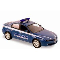 Norev - 790028 - VÉHICULE Miniature - Alfa Romeo 159 2005 - Polizia - Echelle - 1/43E