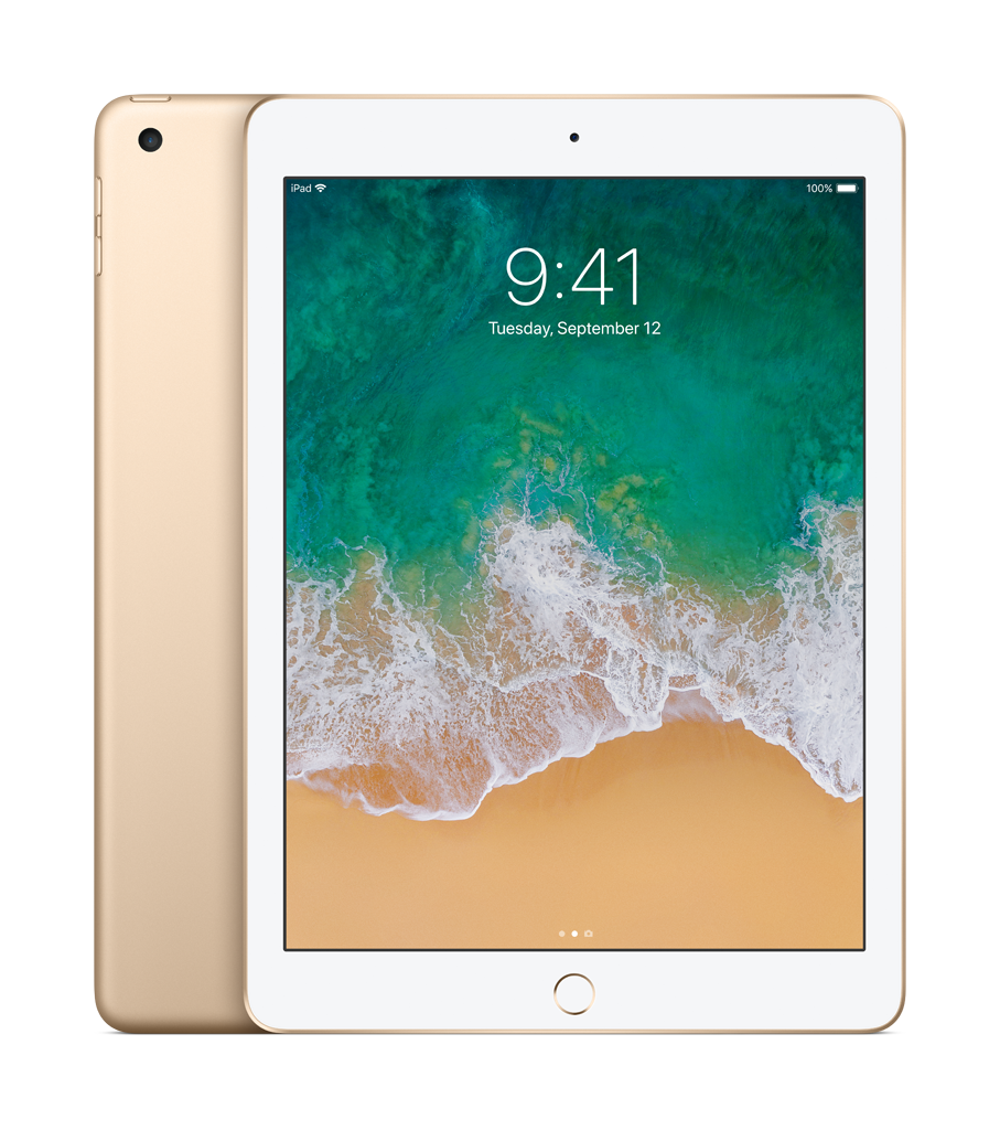 "iPad 9,7"" - 32 Go - WiFi - MPGT2NF/A - Or"