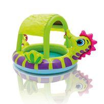 Intex - Piscine pour enfants hippocampe avec pare-soleil