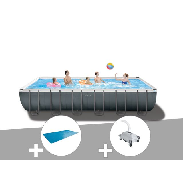 intex kit piscine tubulaire ultra xtr frame. Black Bedroom Furniture Sets. Home Design Ideas