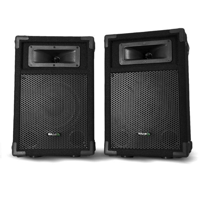 Ibiza Sound Enceintes passives sono Dj Pa 8