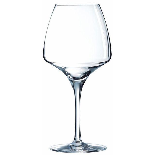 Chef & Sommelier Boîte de 6 verres Pro Tasting 32 cl -open Up par