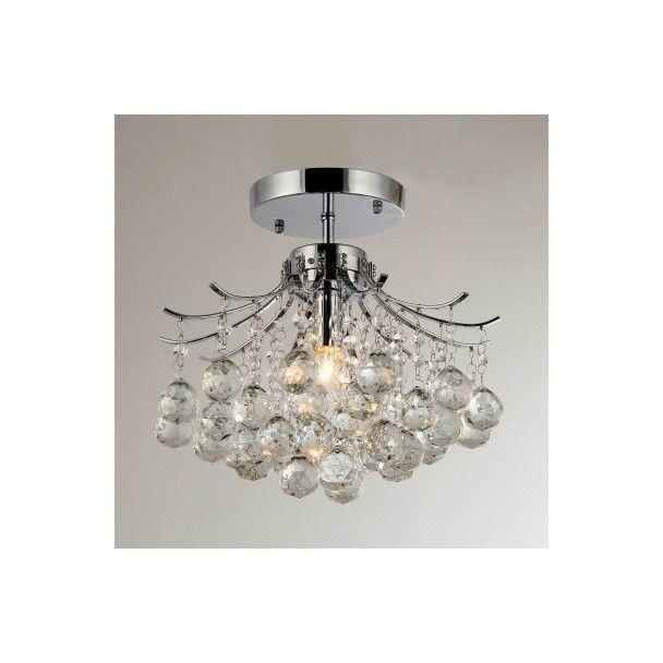 24 sur kosilum lustre plafonnier cristal chrome design ulysse en soldes vendu par. Black Bedroom Furniture Sets. Home Design Ideas