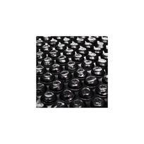 Vimeu-Outillage - Bâche solaire à bulles pour piscine 8x5 m noir