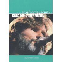 Socadisc - Kris Kristofferson - Live From Austin Tx