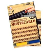 Sans - Lot de 10 Blisters Petards Montecarlo 400 Coups - 20 Cartouches - 185 e46842d1fd31