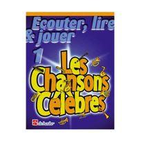 Dehaske - Ecouter lire et jouer Trombone Clé de Fa - Les chansons célèbres Vol. 1