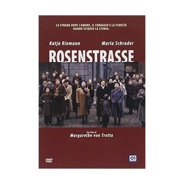01 Distribution Rosenstrasse Import italien