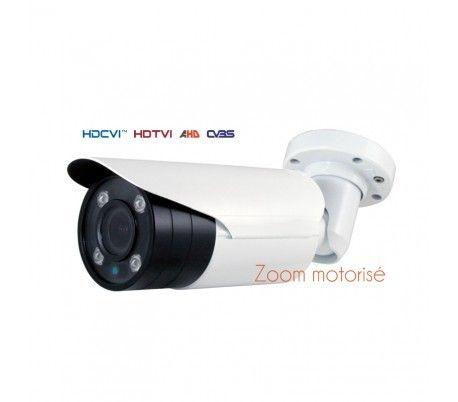 Dahua Caméra série Ultrapro avec Ir de 50 m. Capteur Sony Exmor de 2MP 1080P. Objectif motorisé de 2
