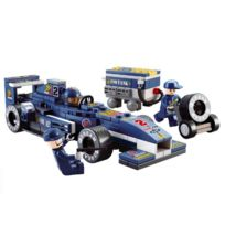 Sluban Europe - Jeu De Construction - Serie F1 -formule 1 - Sluban M38-B0351