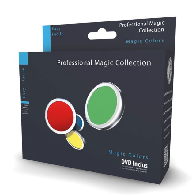 Oid Magic Magie : Magic colors + Dvd