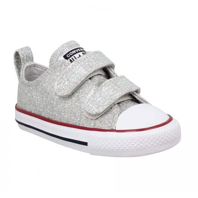 Converse Chuck Taylor All Star 2V paillettes Enfant 24
