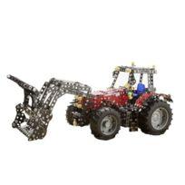 - Massey Ferguson 8690 Tracteur Avec Chargeur Frontal Construction Kit