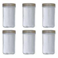 Le Parfait - lot de 6 bocaux à terrine 1kg - 900020